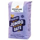Mornflake ovesné vločky Jumbo bezlepkové 600g