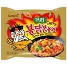 Samyang kuřecí nudlová polévka curry 140g