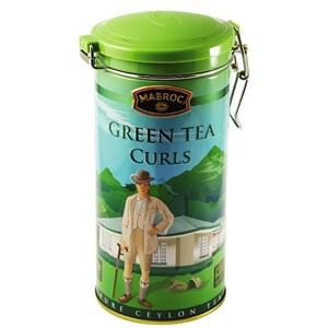 Mabroc zelený čaj Curls plech 200g