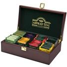 Ahmad dřevěná kazeta Tea Keeper 8x10x2g