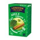 London Fruit & Herb jablečný čaj se skořicí 20x2g