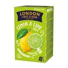 London Fruit & Herb čaj citrón s limetkou 20x2g