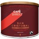 Cafédirect San Cristobal horká čokoláda 1000g