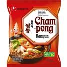 Nongshim polévka Cham-pong Ramyun pro 2 osoby 124g