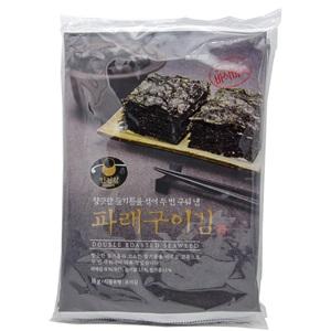Man Jun pražené mořské řasy se sezamovým olejem 90g