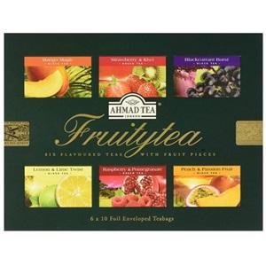 Ahmad Tea sada ovocných čajů Fruity ALU 60x2g